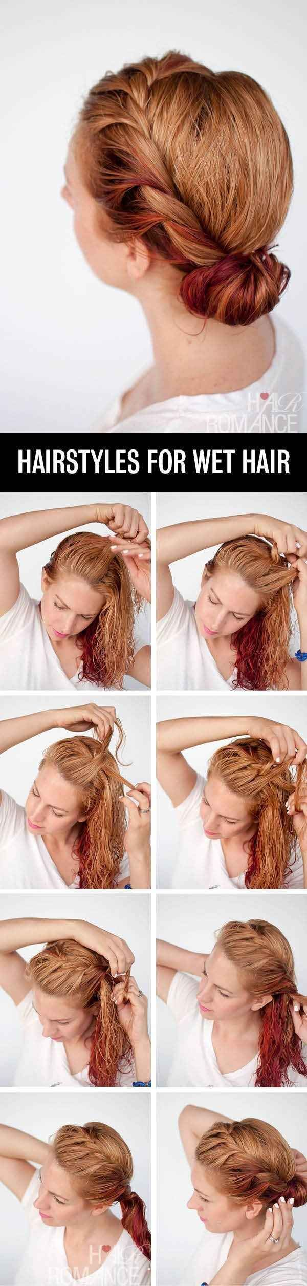 braided crown hairstyles ideas and tutorials, how to make